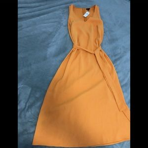 Beautiful elegant summer dress